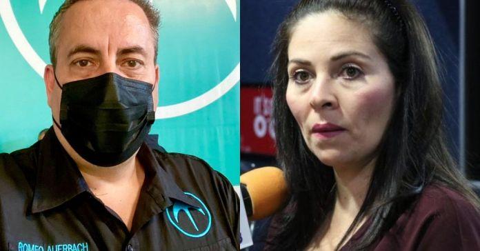 Bertha Deleón dice que peleará de ser necesario para que el TSE anule la candidatura de Romeo Auerbach a diputado