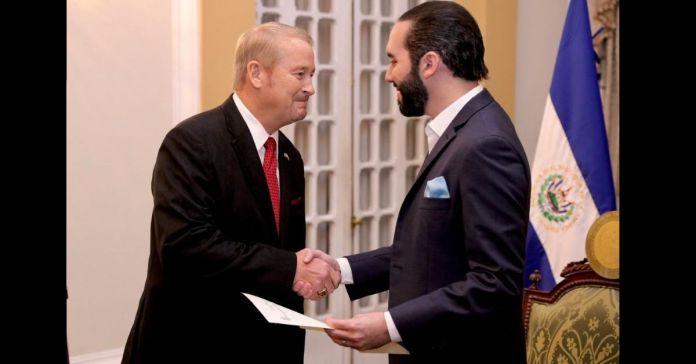 Nuevo Gobierno en EE.UU. genera cambio en cuerpo diplomático en El Salvador