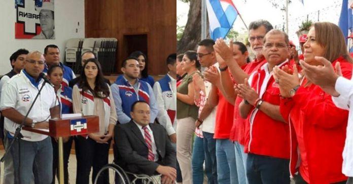 A falta de recursos para sus campañas, alcaldes de ARENA y FMLN exigen cárcel para Alejandro Zelaya