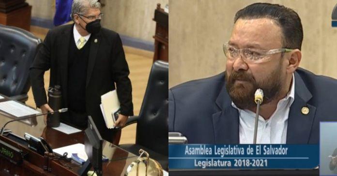 Norman Quijano se enoja en medio del pleno y niega la palabra a diputados de GANA para que no le digan sus verdades