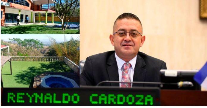 Propiedades del diputado Reynaldo Cardoza pasan al Estado por lavado de dinero