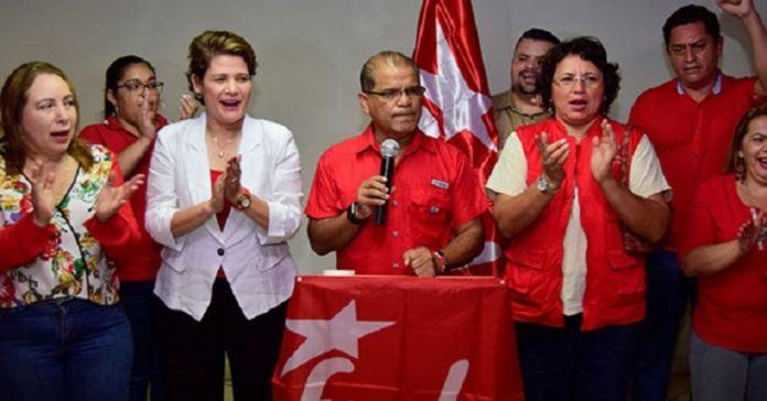 Óscar Ortiz dice que confía en el respaldo del pueblo para recibir sus votos el 28 de febrero