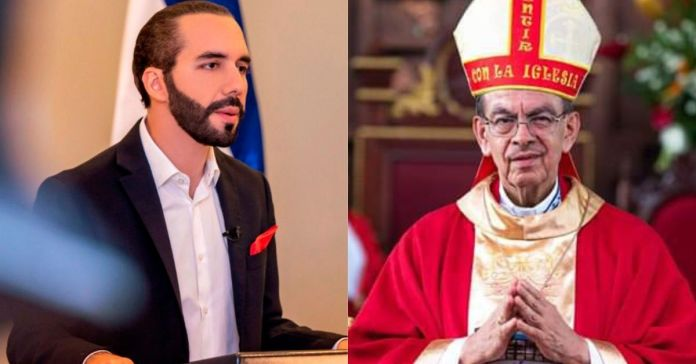 Cardenal Rosa Chávez dice que tras vivir 29 años en completa paz, El Salvador se aproxima a una «nueva guerra» por culpa de Bukele