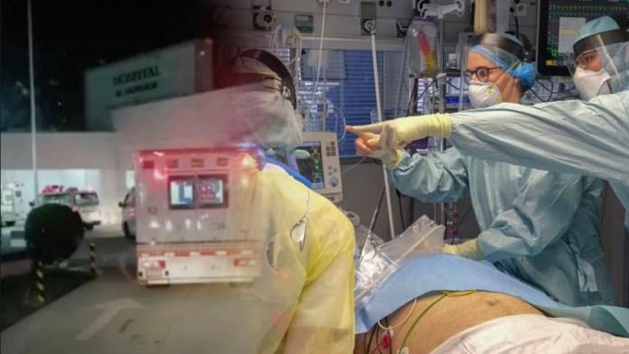 El hospital El Salvador a punto de llenarse de casos de COVID-19, según varios profesionales de la salud que denuncian en redes sociales