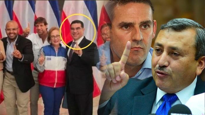 Los salvadoreños condenan que la Fiscalía no hace nada contra Neto Muyshondt o Carlos Reyes pero arremete contra los veteranos