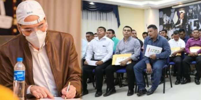 Presidente Bukele extiende oportunidades laborales a salvadoreños para que viajen a España