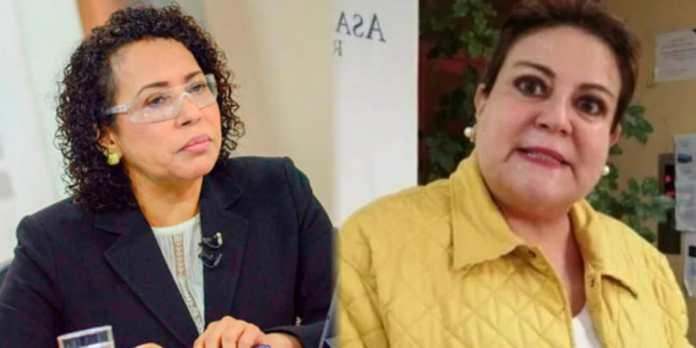 Margarita Escobar llama «mentirosa» a Comisionada Recinos y dice que ARENA jamás ha pensado en destituir a Bukele