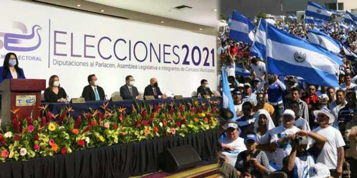 Salvadoreños le dicen al TSE que El Salvador ya NO ES SU FINCA y no permitirán que realicen fraude electoral