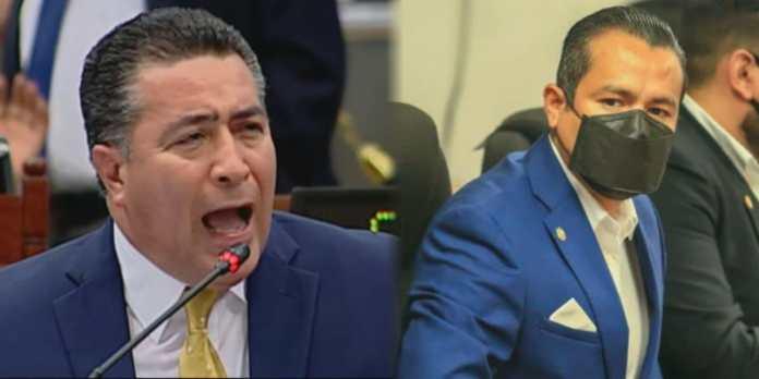 Portillo Cuadra amenaza al Ministro de Hacienda de llevarlo a la cárcel por 3 años si no deposita el FODES hoy