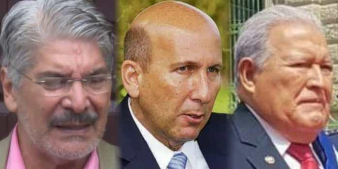 Asamblea discute dar puesto de presidente a Quijano, Simán o Sánchez Cerén luego de destituir a Bukele