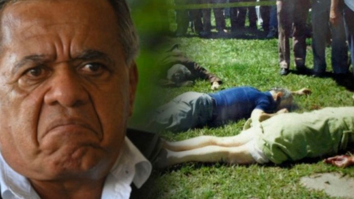 Chato Vargas, miembro del grupo que masacró a los jesuitas, llama a Bukele