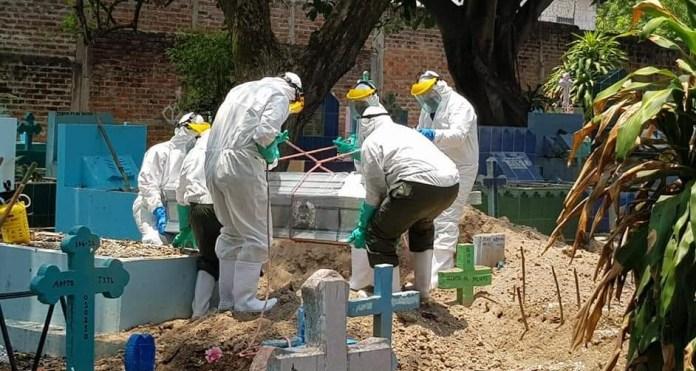 El Salvador amanece reportando 11 salvadoreños muertos por COVID-19