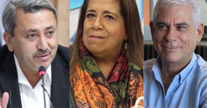 ARENA, FMLN y Rodolfo Parker guardan silencio ante fracaso del simulacro del TSE