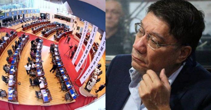 Diputado Martel: ARENA y FMLN no convencen a nadie sobre el 9F, pero el show debe continuar