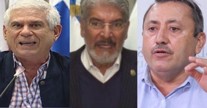 Rodolfo, Quijano y Reyes dicen que demanda interpuesta por abogados son ataques a su imagen y candidaturas
