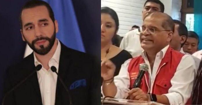 Óscar Ortiz llama «manipulador y desquiciado» al Presidente Bukele por querer aclarar y dar con los responsables del asesinato de dos salvadoreños
