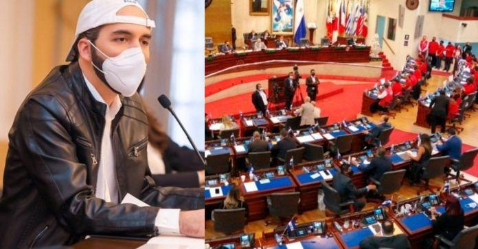 Diputados de ARENA y FMLN piden inhabilitar de sus funciones al Presidente Bukele por la muerte de los simpatizantes