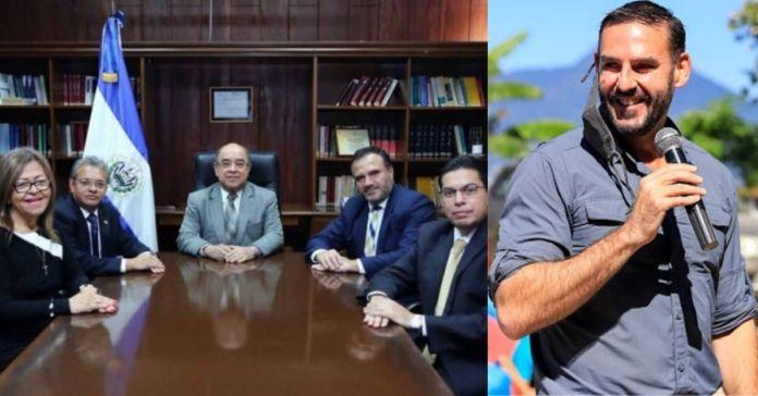Sala de lo Constitucional manifiesta que Muyshondt goza de «moralidad y honradez notoria» para que pueda participar en los comicios del 28F
