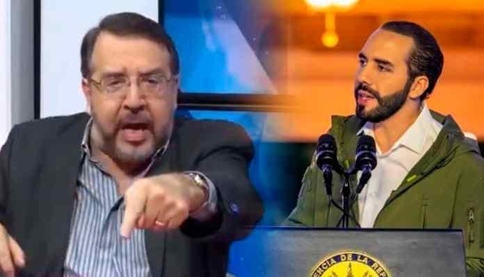 Fortín Magaña dice que por culpa del «bachiller», en año y medio en El Salvador ha muerto su democracia