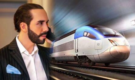 Gobierno da luz verde con la pronta construcción del Tren del Pacífico