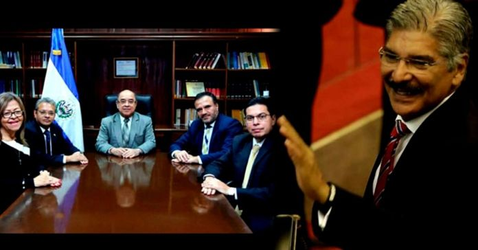 Sala declara inconstitucional la demanda contra la candidatura de Norman Quijano como diputado al PARLACEN