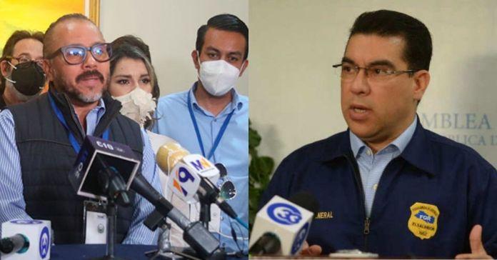 Raúl Melara podría ser destituido el próximo 1 de mayo con la nueva Asamblea Legislativa