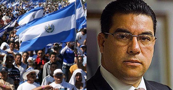 Salvadoreños afirman que allanamiento de la FGR en la Asamblea es para encubrir evidencia de plazas fantasmas de ARENA y FMLN