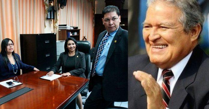 Magistrados de la Corte de Cuentas suspenden auditoría sobre gastos reservados en el gobierno de Sánchez Cerén
