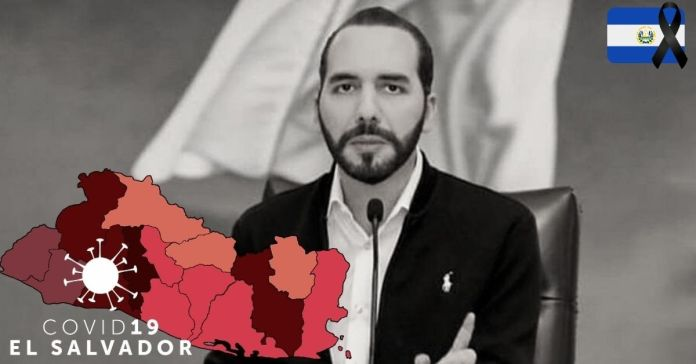 El Salvador a punto de alcanzar los 2,000 salvadoreños fallecidos por COVID-19
