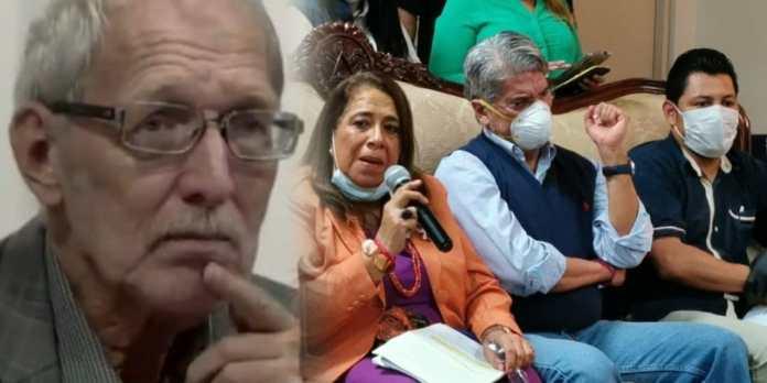 Paolo Lüers afirma sentirse triste ante la retirada de la vieja Asamblea