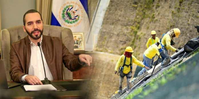 Presidente Bukele destaca ardua labor del MOP por arreglar problemas que los mismos de siempre nunca le cumplieron a las familias de la residencial Santa Lucía