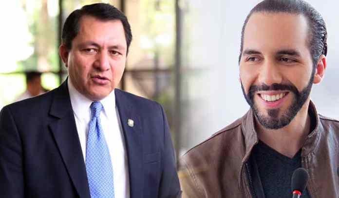 Mario Ponce culpa a Bukele por no haber sido reelecto como diputado