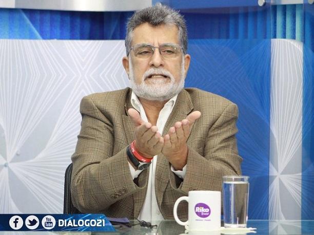 Schafik Hándal asegura que el FMLN solo ha perdido «una batalla»