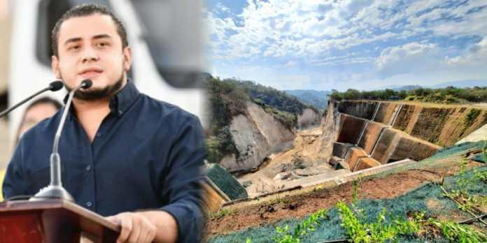Obras Públicas anuncia el 99% de avance en los trabajos en cárcava de la residencial Santa Lucía