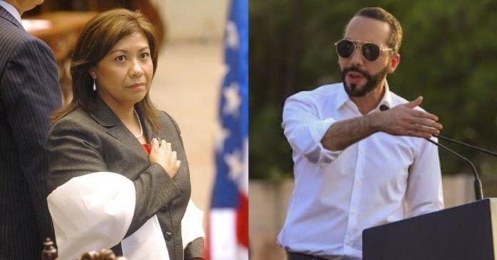 Congresista Norma Torres se retracta de llamar «narcoestado» a El Salvador