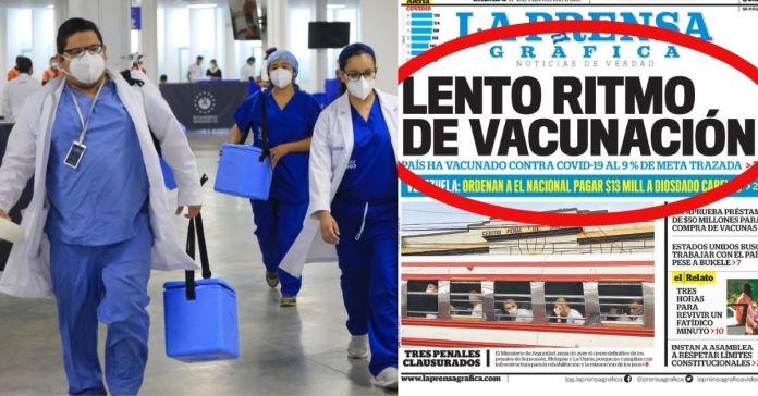 Médicos piden a LPG, mayor respeto hacia ellos y su trabajo ante publicación falsa