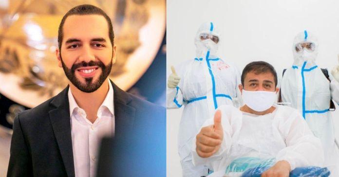 Catalogan a El Salvador como líder en la región para la inmunización contra la COVID-19