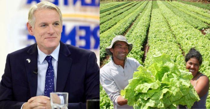 Encargado de Negocios de EE.UU. en El Salvador afirma que los salvadoreños son los mejores trabajadores del mundo y se otorgarán más visas para que tengan oportunidades en su país