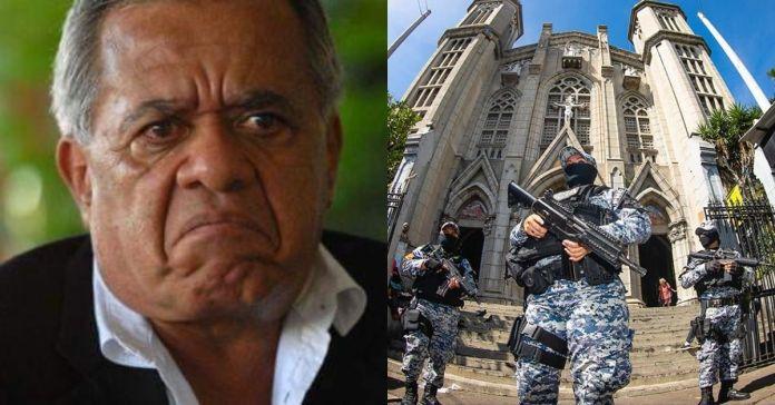 Chato Vargas dice que se va de la Asamblea sin conocer el Plan Control Territorial porque «nunca existió»