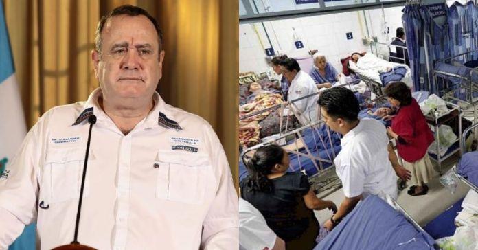 Guatemala declara «Alerta Roja Hospitalaria» por aumento de casos COVID-19
