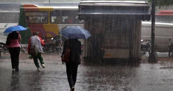 Autoridades anuncian para este martes, lluvias y tormentas en la mayor parte de El Salvador