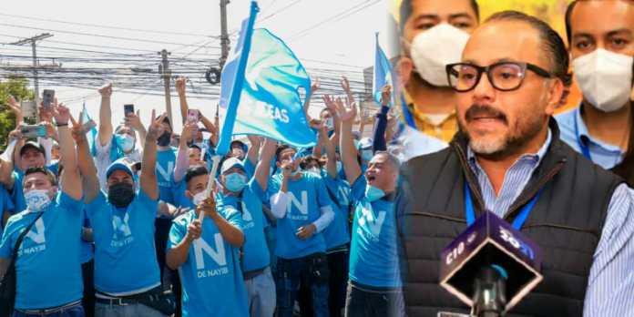 La Democracia la demostraron los salvadoreños en las urnas, ellos quieren cambios