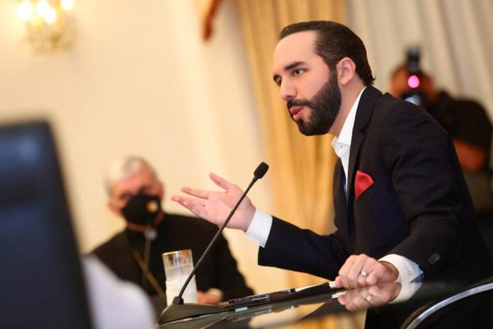 Presidente afirma que pronunciaciones contra El Salvador se deben al miedo de ser ejemplo para el mundo de una verdadera DEMOCRACIA