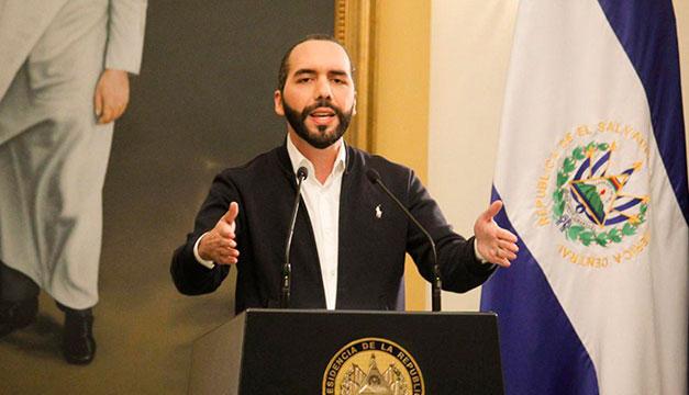 Presidente afirmó que El Salvador sigue abierto a mantener relaciones con la comunidad internacional y aclaró que decisiones tomadas en la Asamblea son para beneficio de los salvadoreños