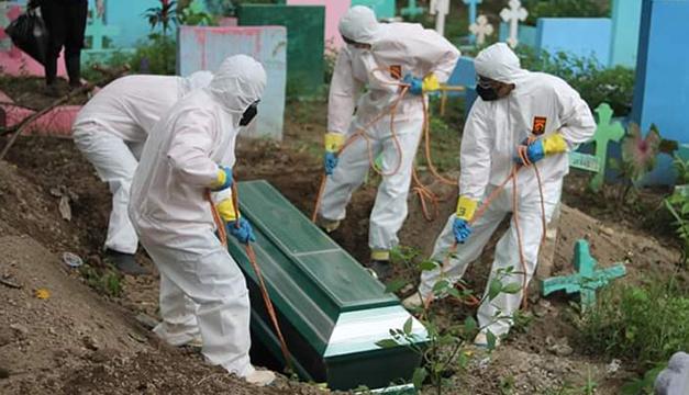 Cuatro salvadoreños más mueren en la última jornada por COVID-19
