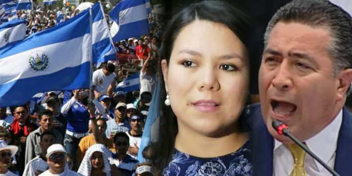 Salvadoreños afirman que en 2024 ARENA y FMLN van para afuera por completo por haber negado que la diáspora votará en las elecciones