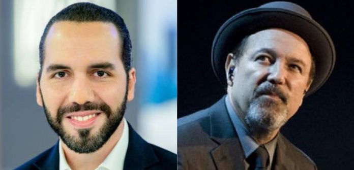 Rubén Blades manifiesta su apoyo a Nayib Bukele por su lucha contra la corrupción en El Salvador