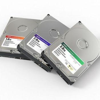 1.8. Almacenamientos - Discos Duros Interno-Externo-SSD