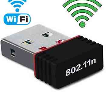 2.7. Receptor de Señal WiFi USB