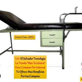 Muebles Hospitalarios Canape Ginecologico SmartFlex 0055 El Salvador Tecnologia